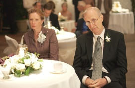 SIX FEET UNDER: Frances Conroy, James Cromwell. CR: John P. Johnson/HBO